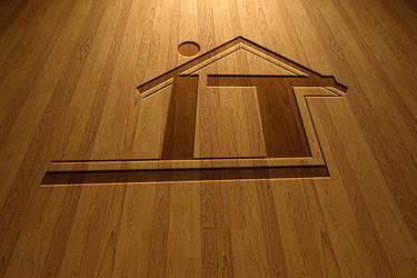 Logo aziendale per agenzia immobiliare