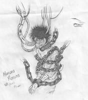 Mukuro Rokudo, the Mist by SaWi93