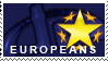 Europeans 13 stamp by deviantStamps