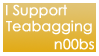 Support Teabagging n00bs stamp by deviantStamps