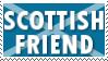 Scottish friend stamp by deviantStamps