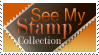 See my stamp collection stamp