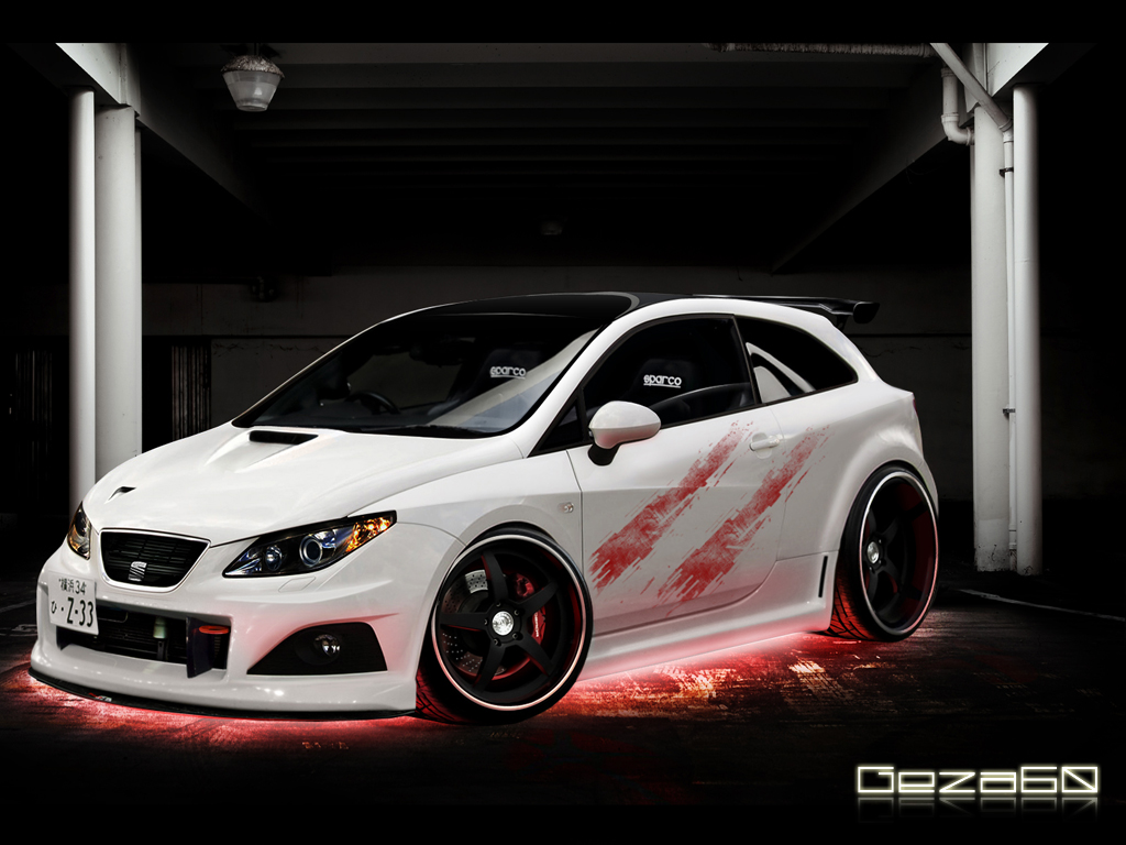 seat ibiza sport by geza60 on deviantart. Black Bedroom Furniture Sets. Home Design Ideas