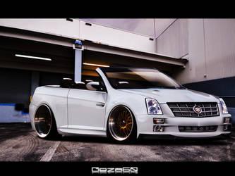 Cadillac STS'08 by Geza60