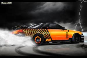 Skyline GT-R Drifter by Geza60