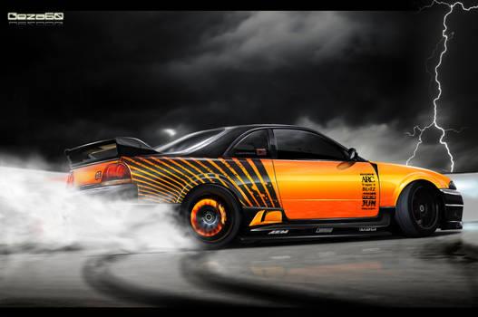 Skyline GT-R Drifter