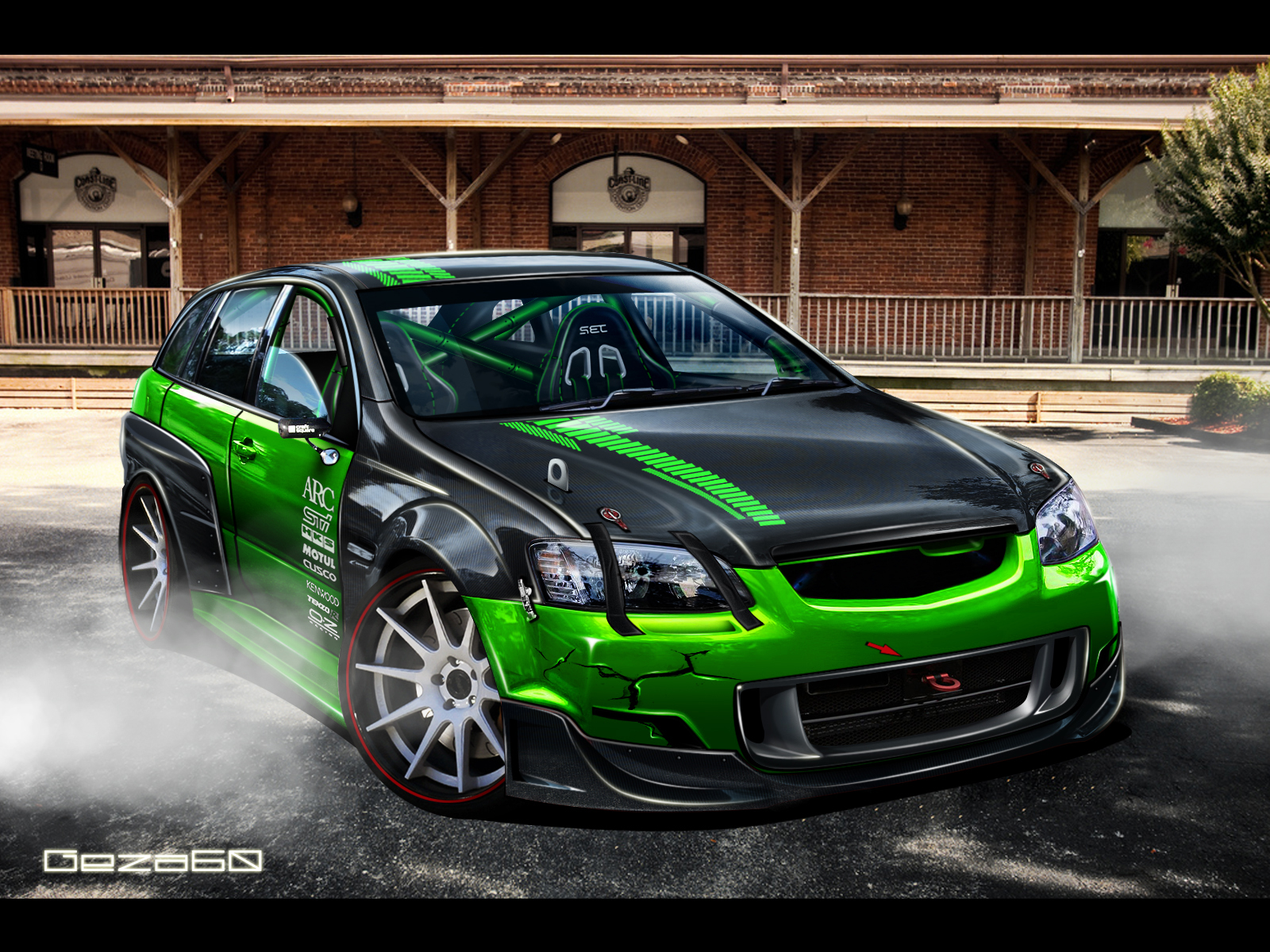 Holden Commodore Sportwagon by Geza60
