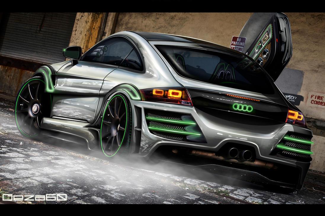 Audi TT by Geza60