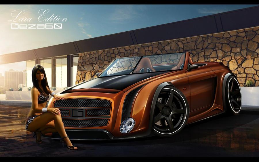 Drophead Concept by Geza60 by Geza60