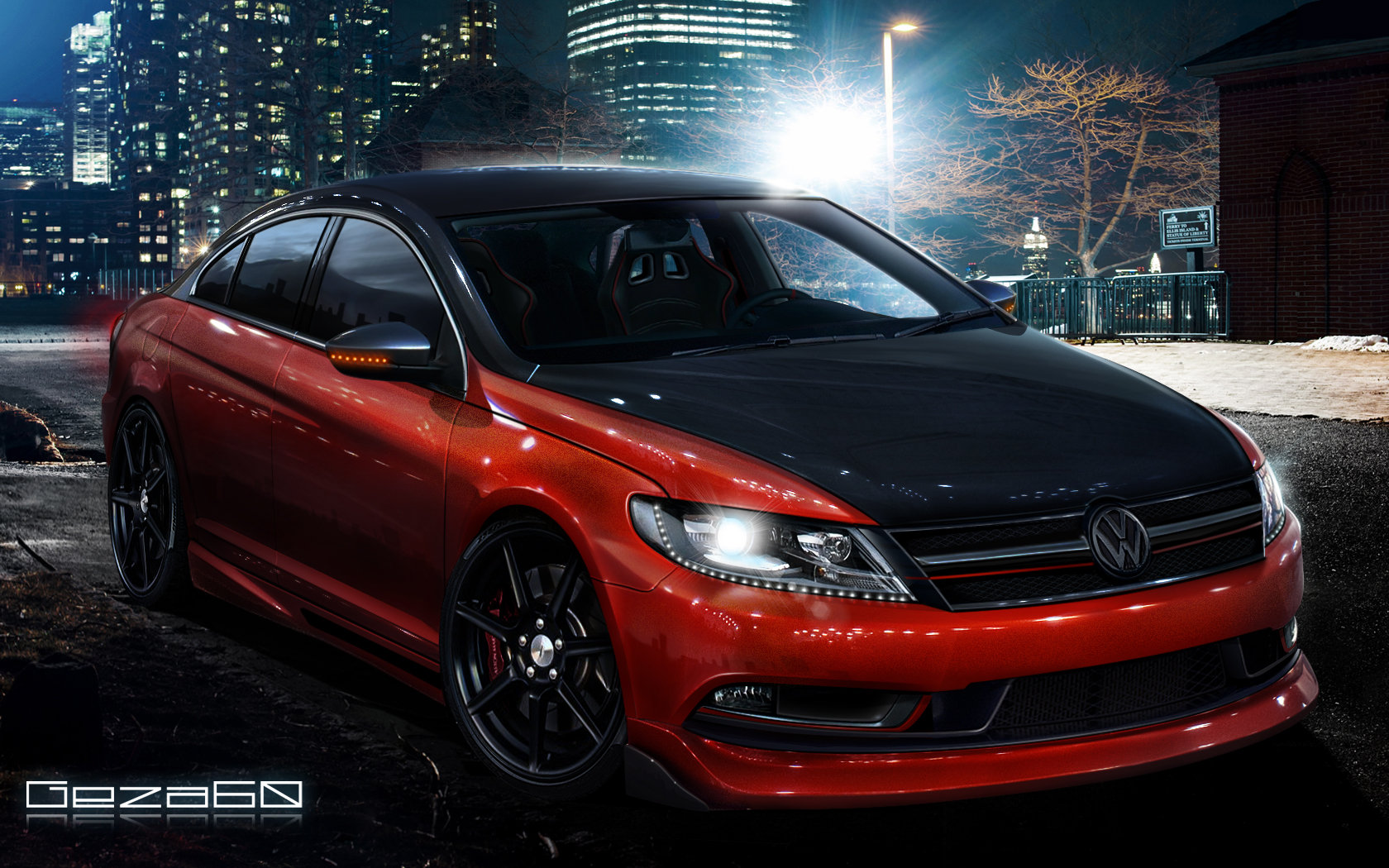 Volkswagen CC by Geza60