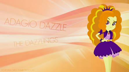 Adagio Dazzle - Wallpaper - 2