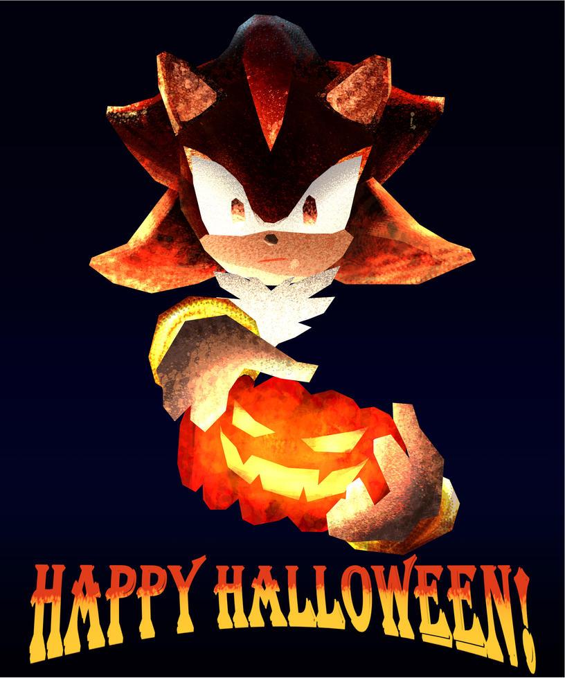 Happy Halloween! by Legeh