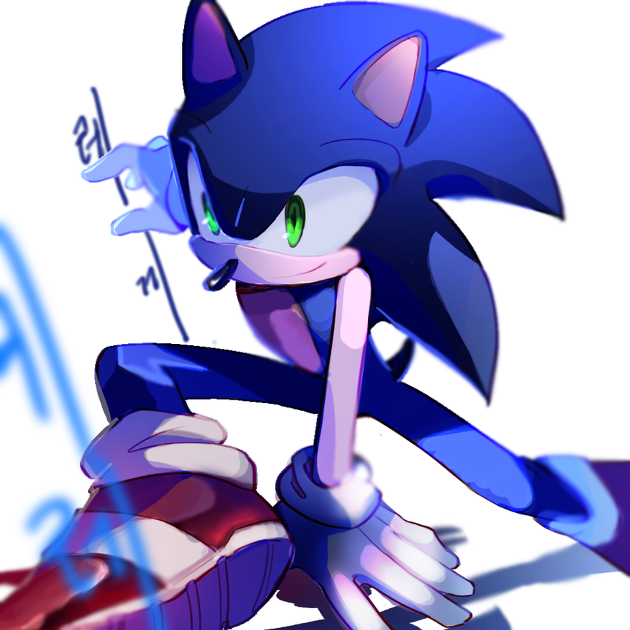 Sonic by Legeh