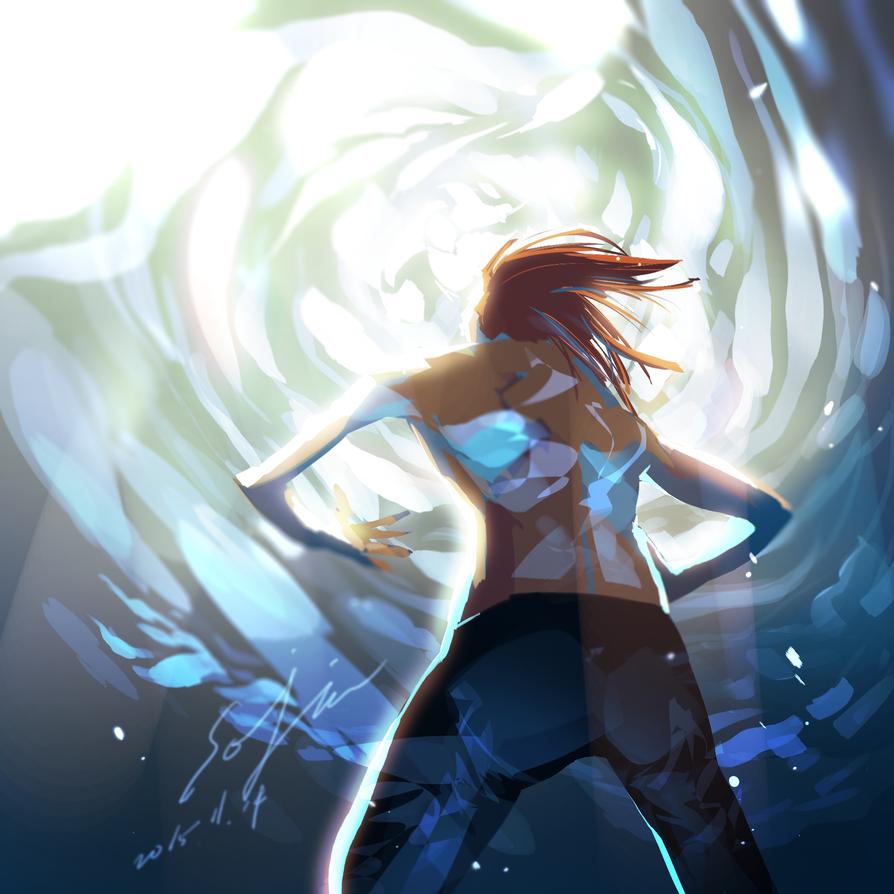 Runnin by Legeh