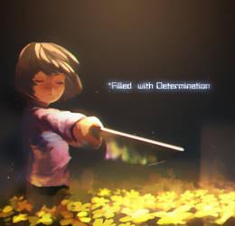 Determination by Legeh