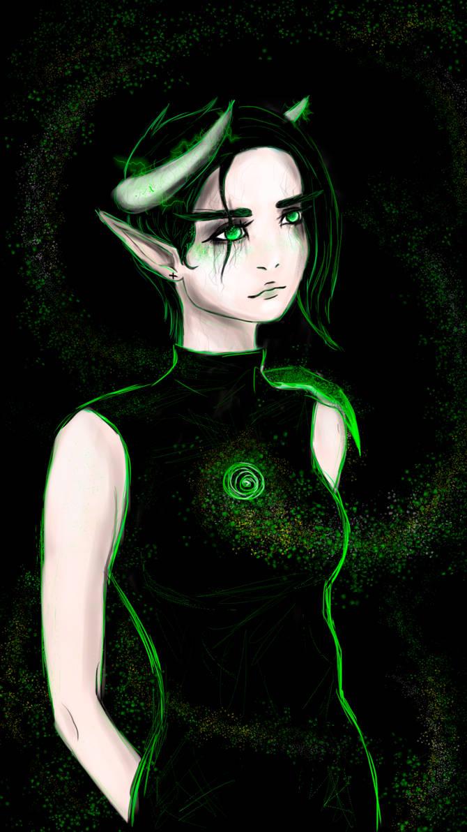 Green by silvernark