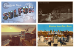 TF2 Community Map Postcards