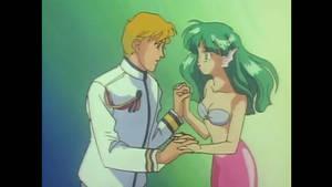 Mermaid and Prince