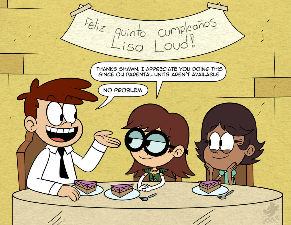 Happy 5th birthday Lisa Loud