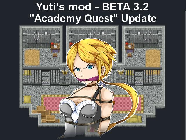 Didnapper - Yuti's mod - Beta 3.2 - Academy Quest