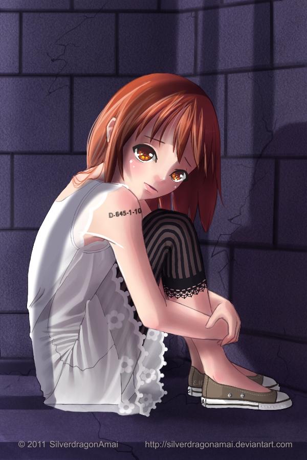Repression 0110 by SilverdragonAmai