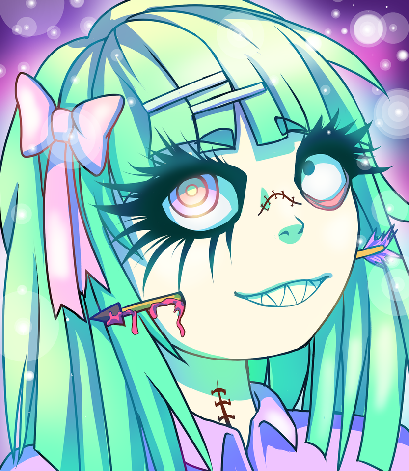 Candy Doll by DreaminInsomniac