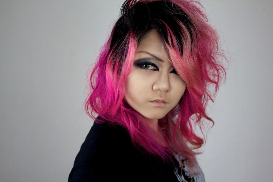 Visual Kei Makeup: Cut Crease by Jounka