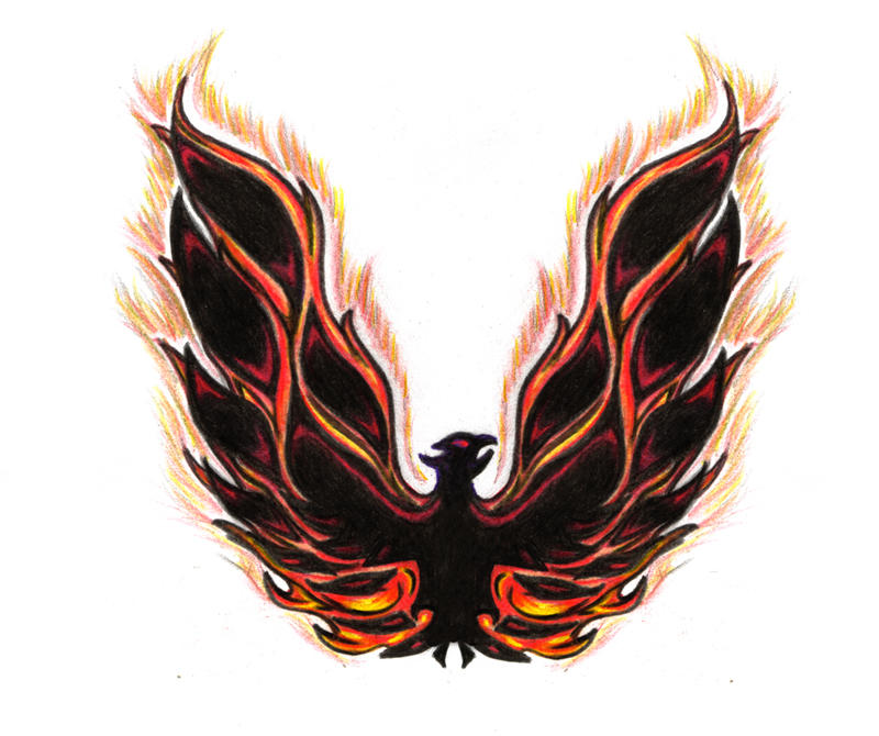 Firebird By Nicksloan On Deviantart