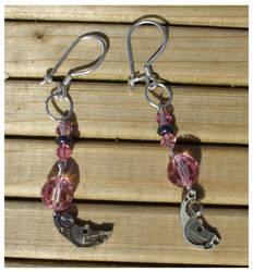 earrings by geotigger