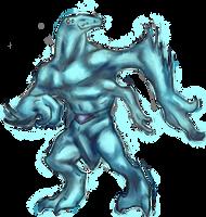 Alien Humanoid by BardicSpoon