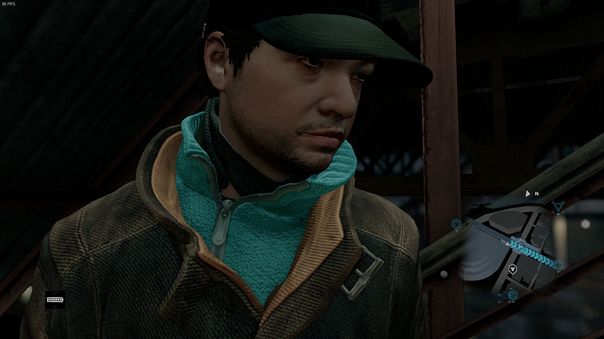 Aiden Pearce Jacket Watch Dogs