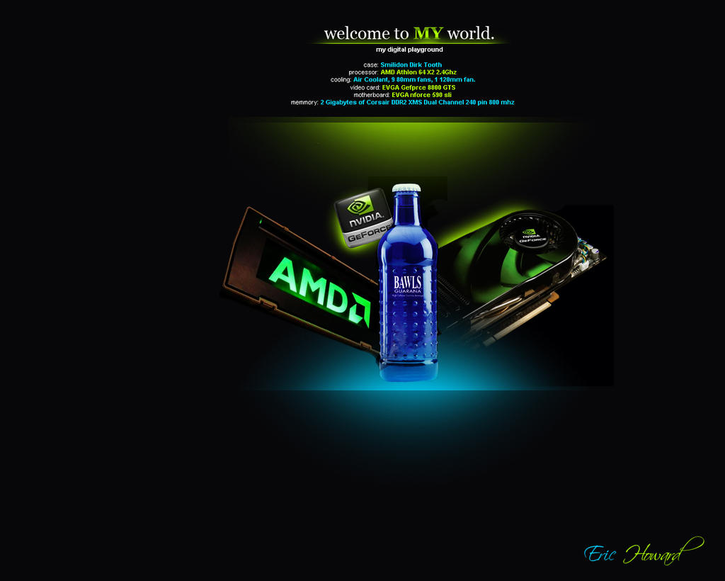 gaming pc wallpaper by blink8966 dw4aa5