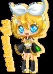 Fanart: Kagamine Rin chibi