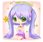 Happy Belated Birthday Why-tan!