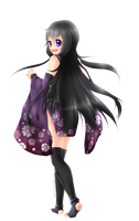 Gaia Commish: kotori00 by bunnymonstur