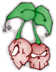 skull cherries