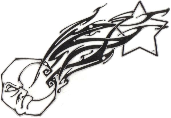 Corey Tattoo Design: Tattoo Designs by Jessica Whitman