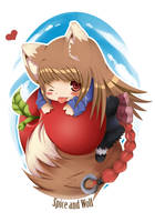 Spice and Wolf by maguro-chan