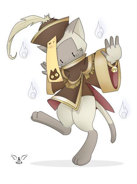 Random neko2 by maguro-chan