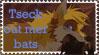 Tseck Out Mer Bats Stamp by KakuraAzukieMiarra