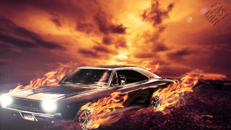 wallpaper fast car by agu5 on DeviantArt