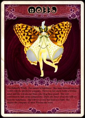 Mami's Witch - Bella by SPDUDE18 on DeviantArt