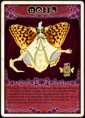 Mami's Witch - Bella 2.0 by SPDUDE18 on DeviantArt