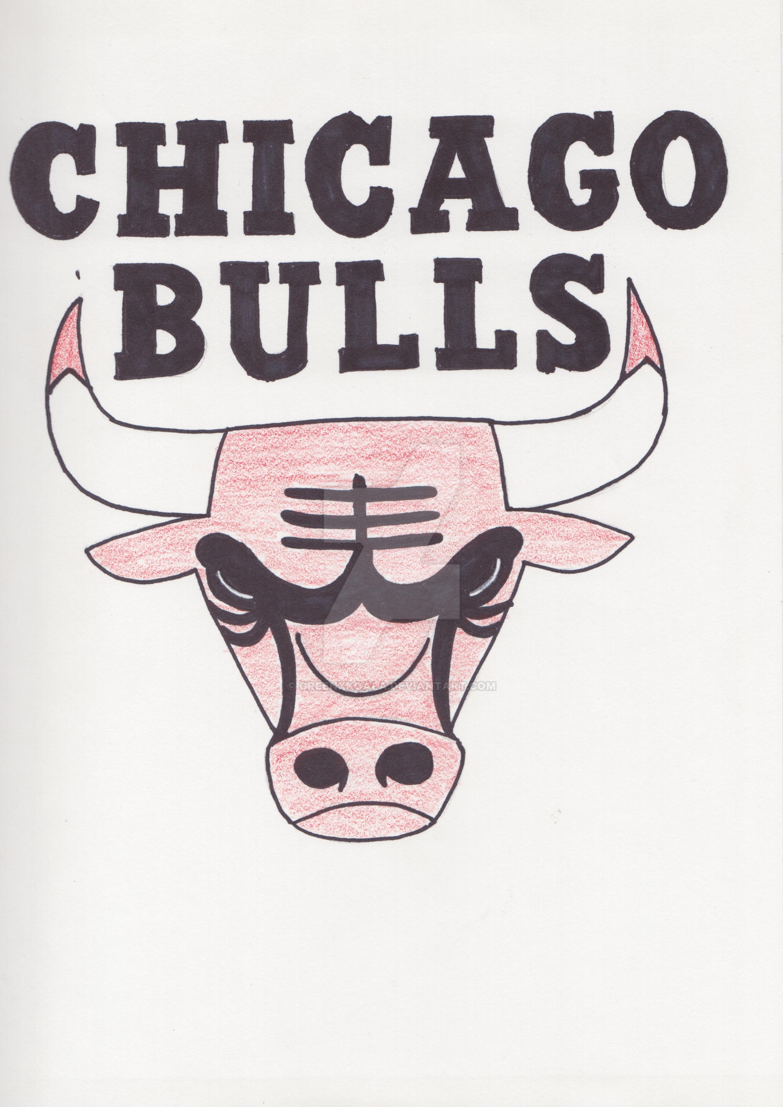 Chicago bulls logo by greenxkoala on deviantart chicago bulls logo by greenxkoala chicago bulls logo by greenxkoala voltagebd Images
