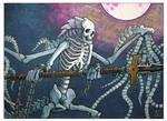Next skeleton creature