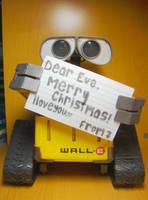 Dear Eve, Merry Christmas by jacklynleungg