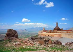 ishakpasha Castle 2 by eongun