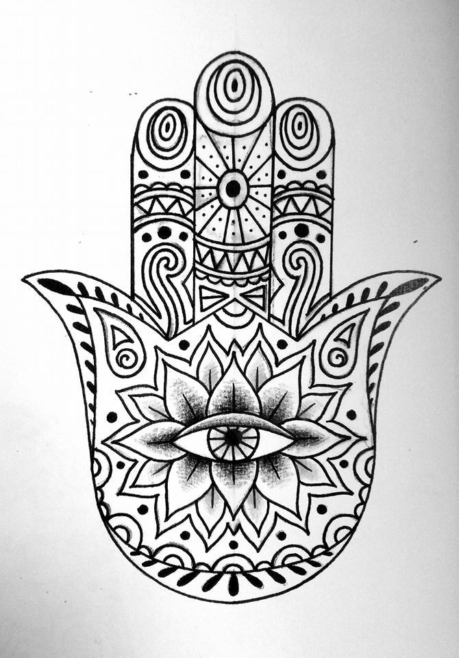 evil eye by kaleidoscope tattoos on deviantart. Black Bedroom Furniture Sets. Home Design Ideas