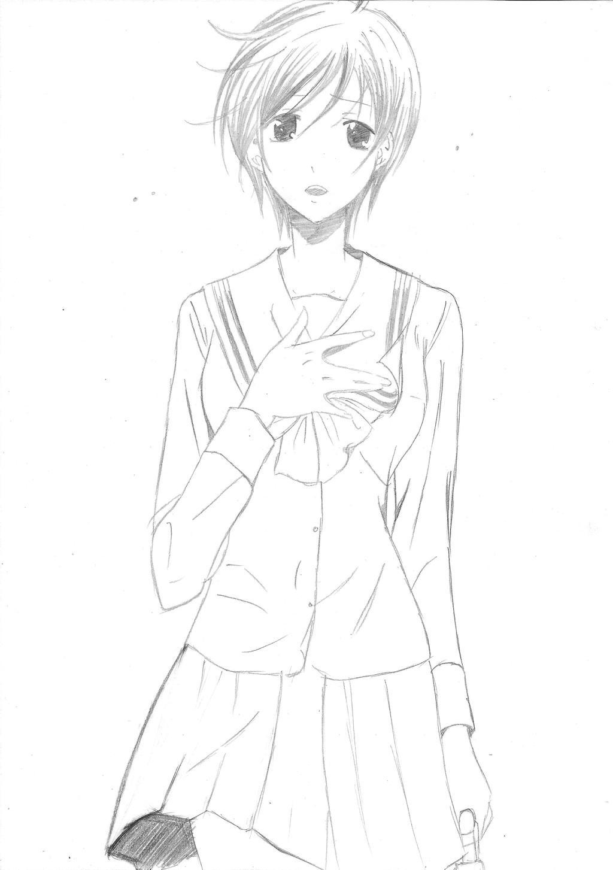 Kanzaki Nanami by MikazukiKodaka