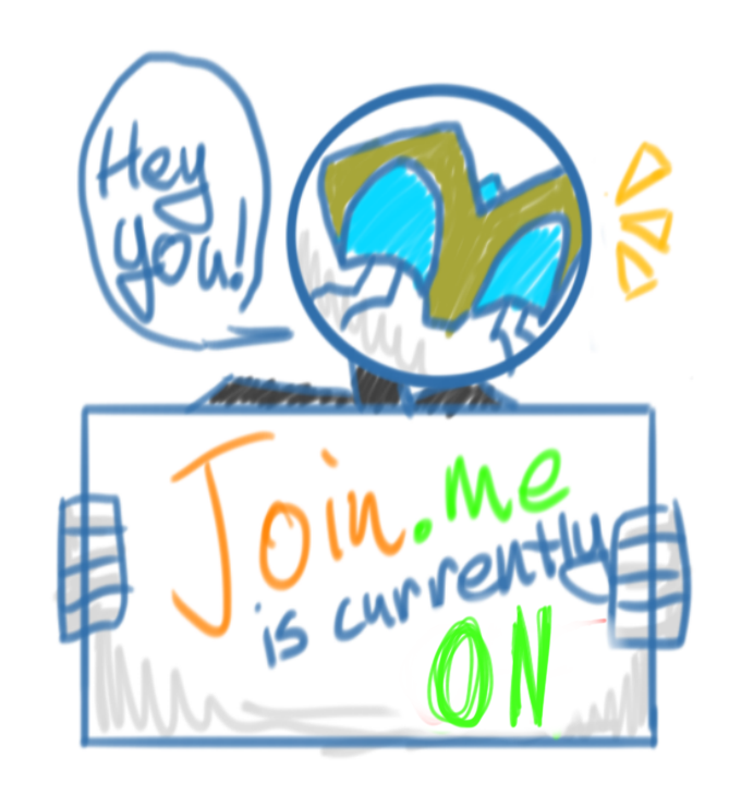 Join.me! by GoldenDrakAngel